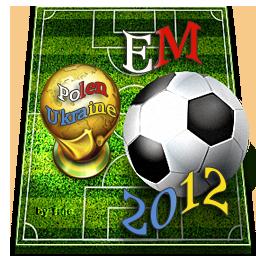 Inoffizielles EM-Logo